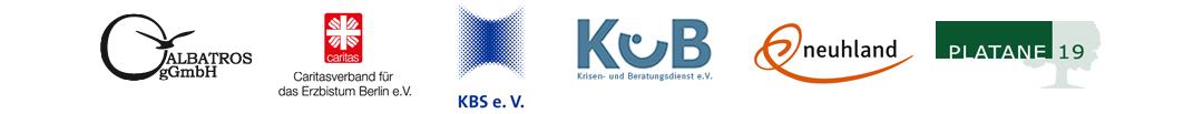 Die Trägervereine des Berliner Krisendienst