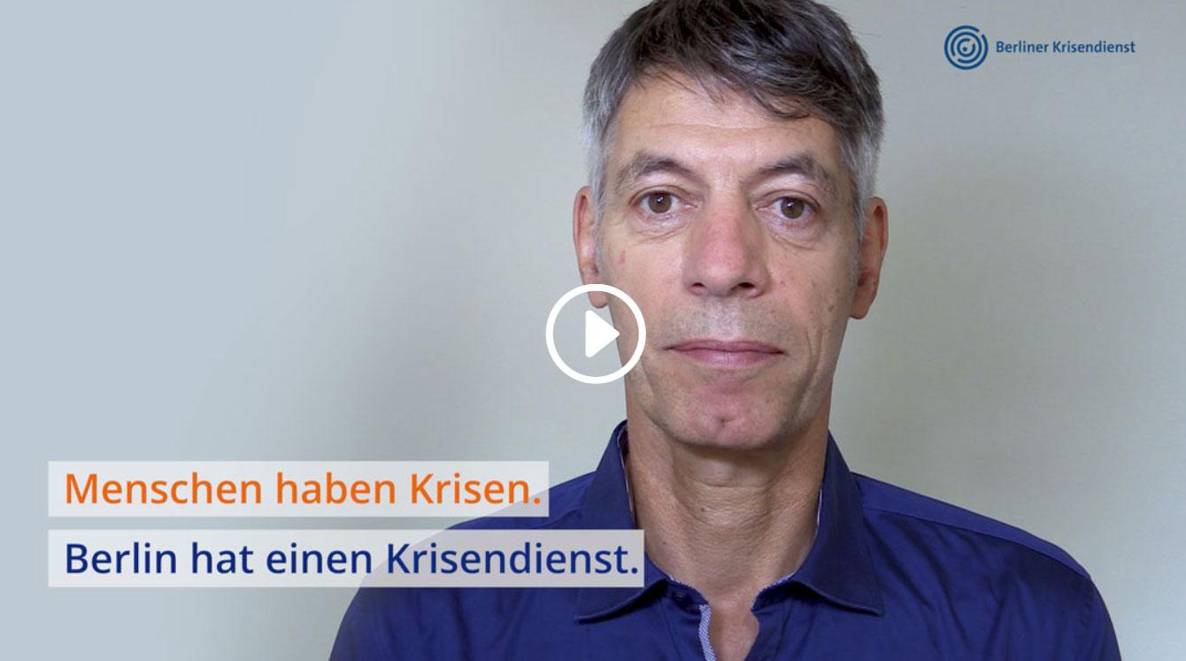 Der Berliner Krisendienst - Video anschauen